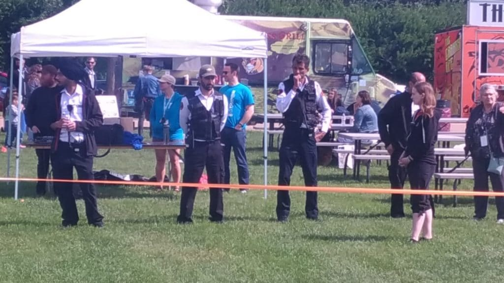 Complete Festival & Recreation Event Security by G4U Security